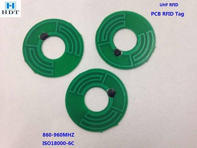 Diameter22mm UHF Alien H3 PCB Tag (HDT)