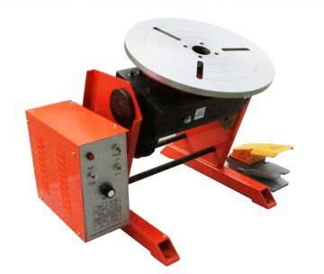 100 Kg Welding Positioner