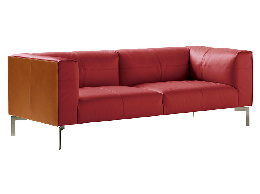New Model Office Home Furniture Leather Sofa Set