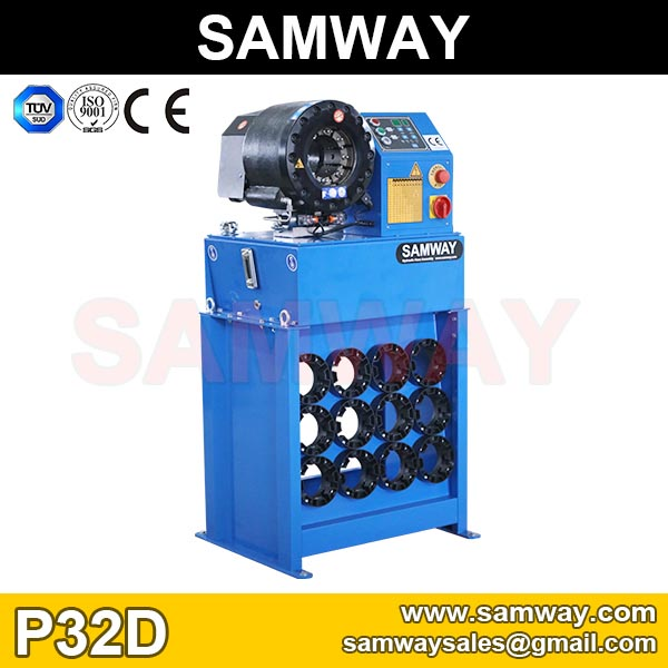 samway P32D Crimping Machine