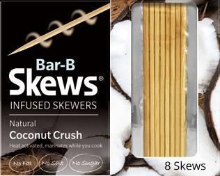 Coconut Crush Skews