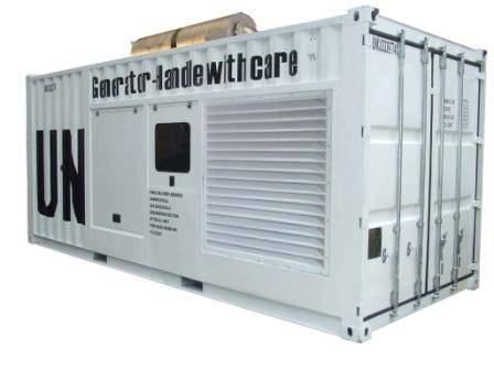 Diesel generator set(Container type)