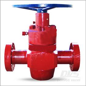RTJ Wellhead Gate Valves