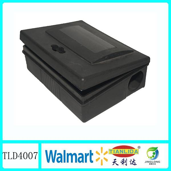 Plastic small mouse bait station TLD4007