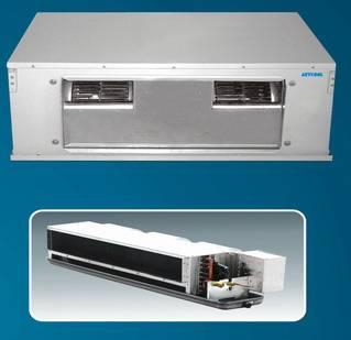 duct split type air conditioner