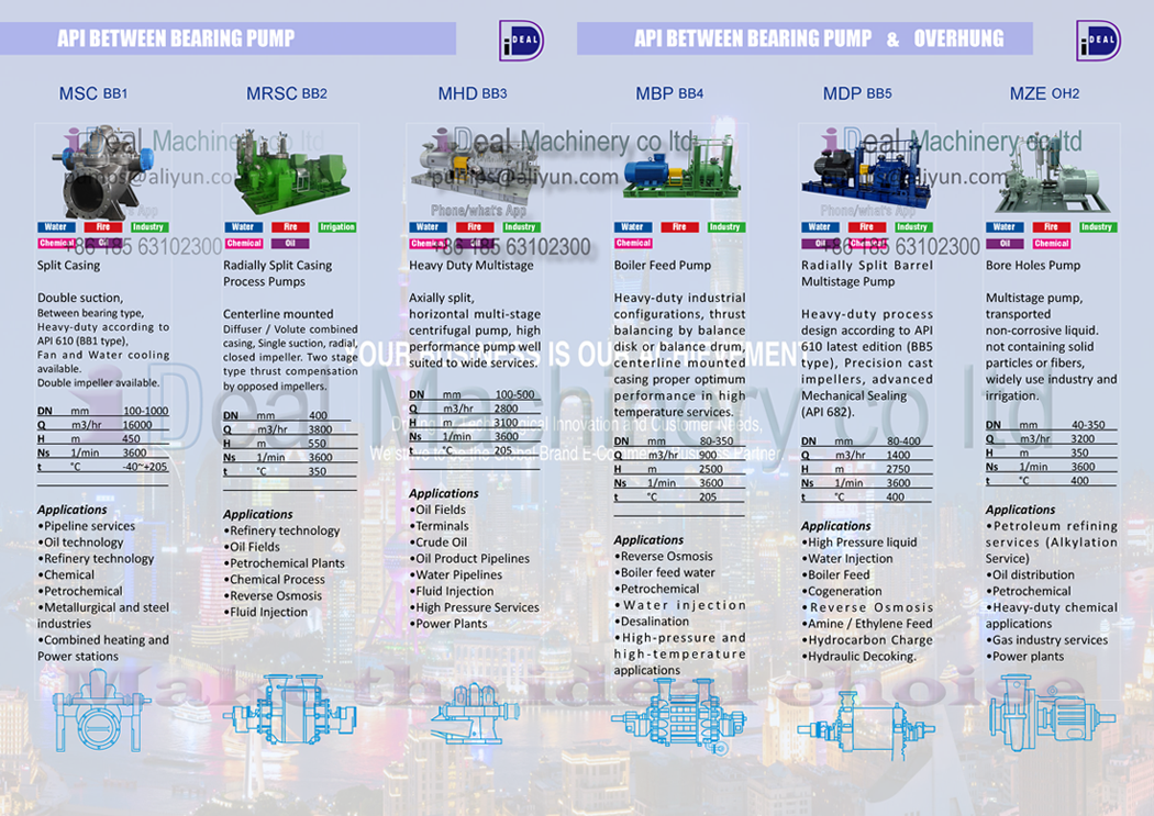 Pump New General Catalogue page 03