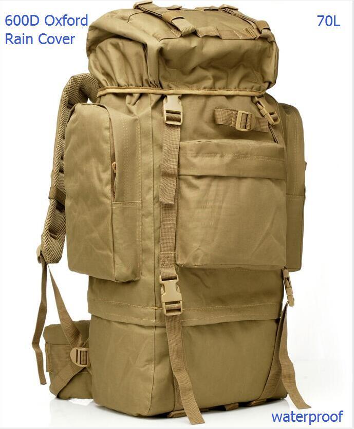 Mil-Falcon tactical backpack durable waterproof military bag.big capacity sports bag