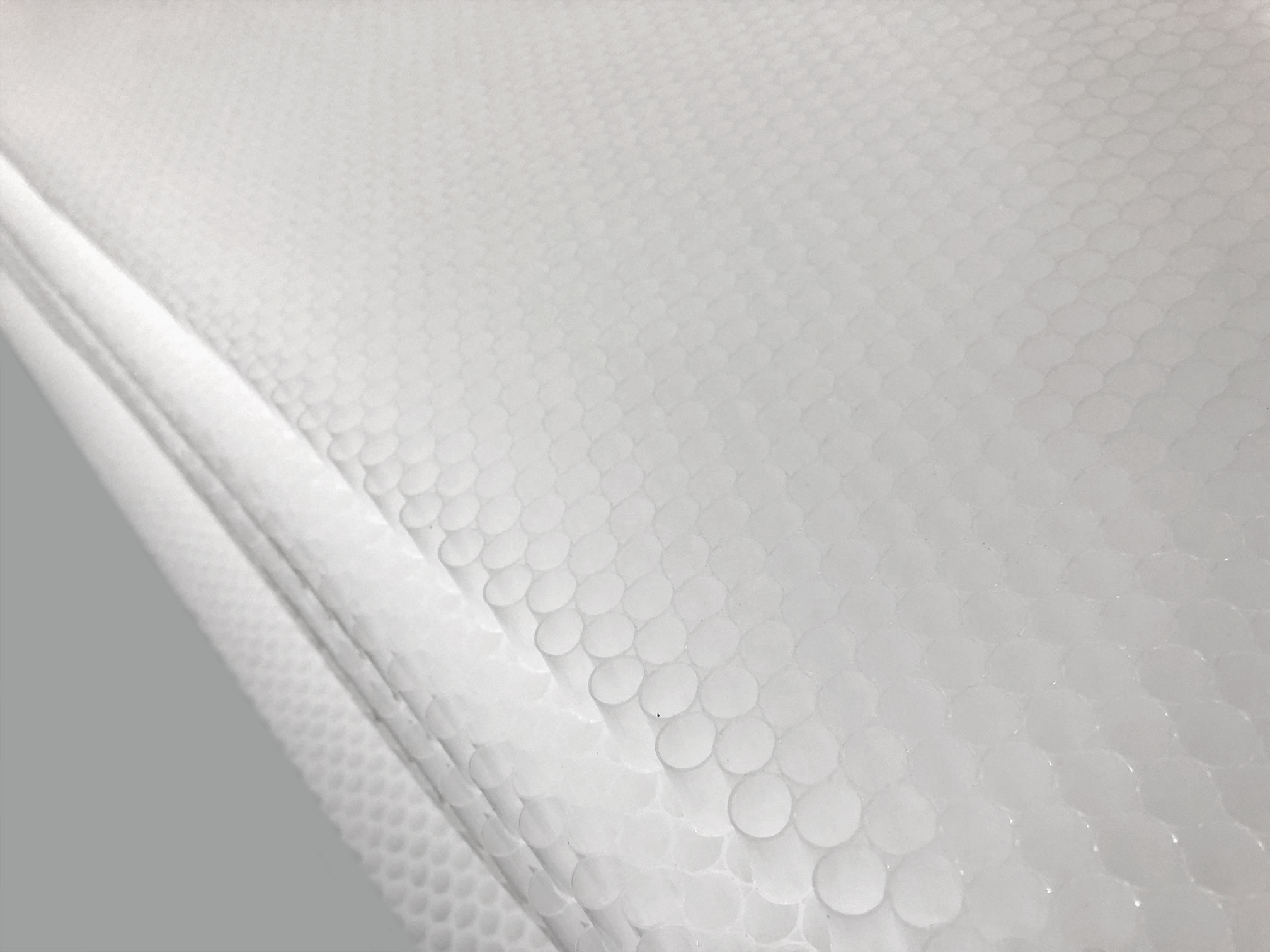 PP honeycomb core for yachts