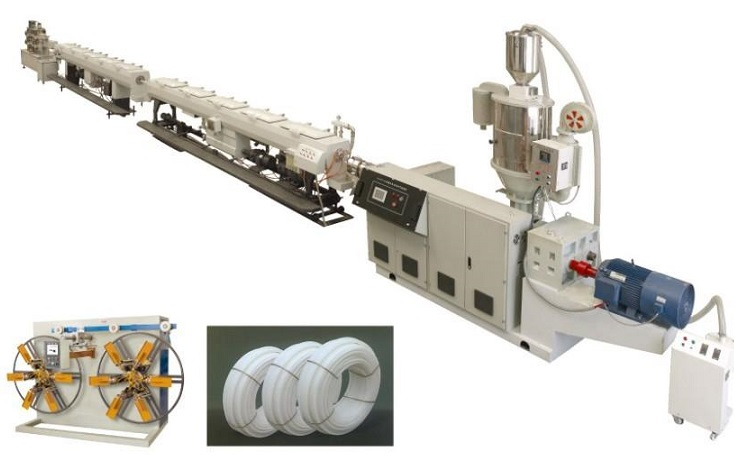 Pipe Extrusion Line-PPR Pipe Extrusion Line