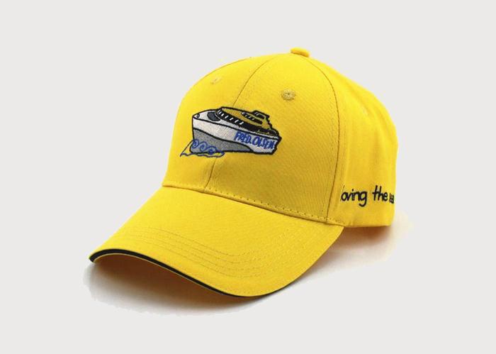 children cap small ship hat twill baseball cap