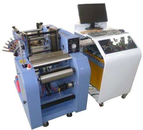 DW598 Full-automatic Rapier Sample Loom