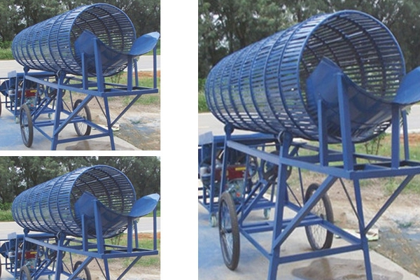 High Efficiency Cassava Peeling Machine Price