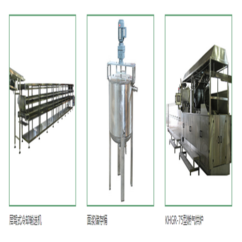 Saiheng Wafer Biscuit Processing Machinery