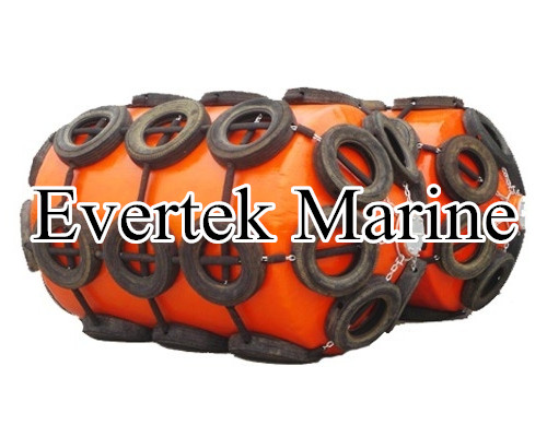 evertek foam filled EVA solid fender