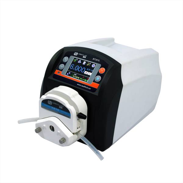 BT301L interlligent flow peristaltic pump with flow rate display