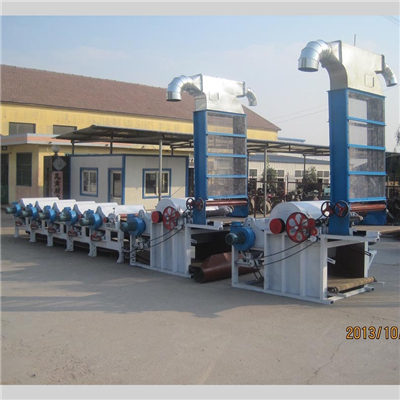 Yarn/Clothes Recycling Machine