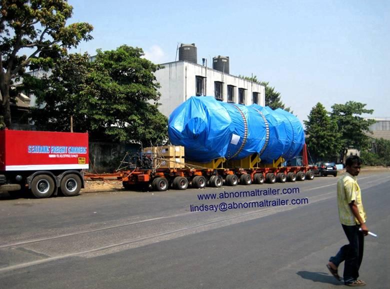 China Nicolas trailer supplier