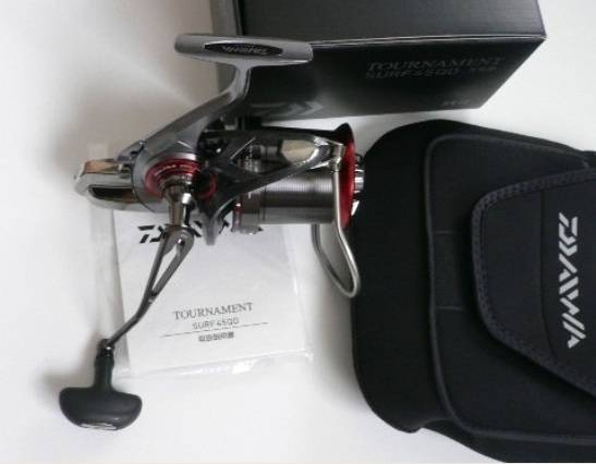 Daiwa Tournament Surf 45QD Spinning Reel