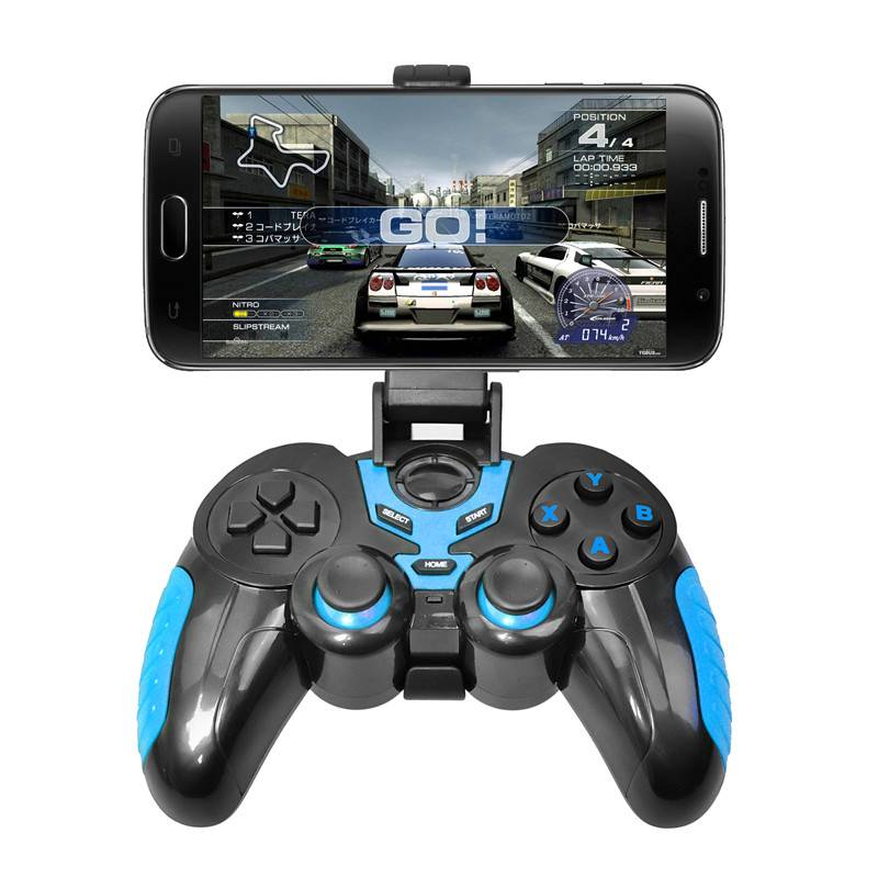 Bluetooth Game Controller for iOS/Android Smartphones