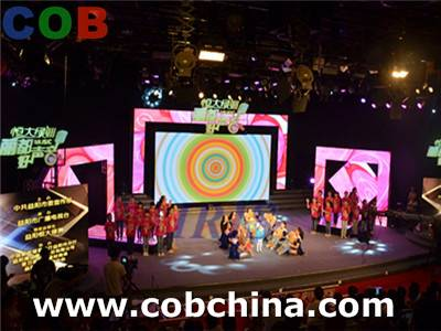 2015 full color P4.8 cabinet led rental led display led dance costume