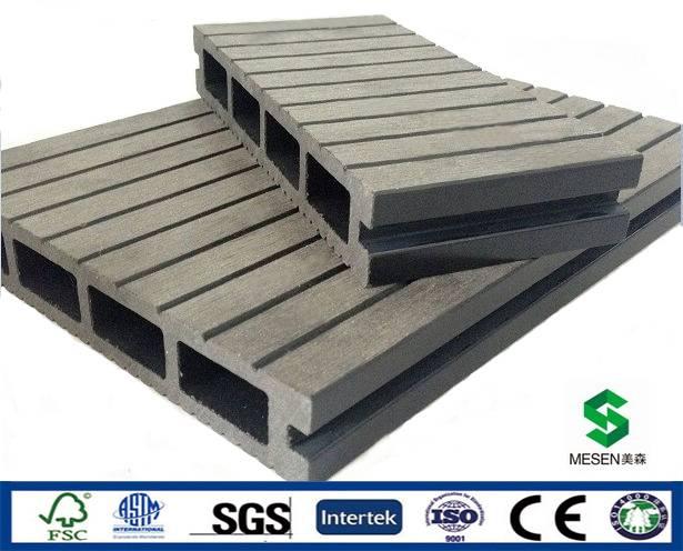 wood plastic composite(WPC) landscape outdoor flooring decking