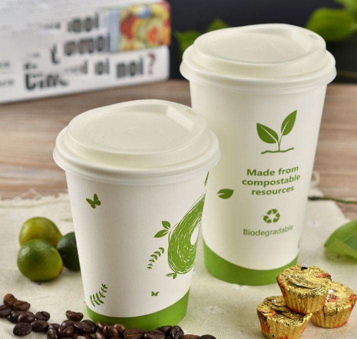 PLA Coating Paper Coffee Cup