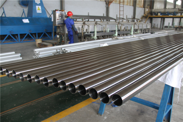 ASTM A269 Bright Annealing Stainless Steel Tube