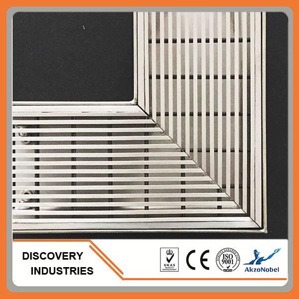 manufacturer linear wedge drain