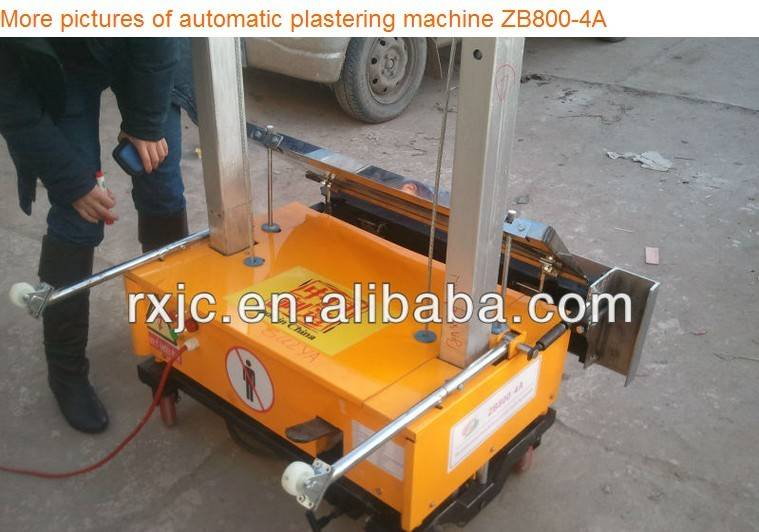 Automatic Plastering Machine for wall