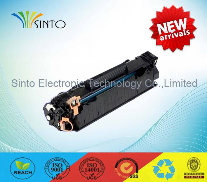 Compatible Toner Cartridge for HP CE283A