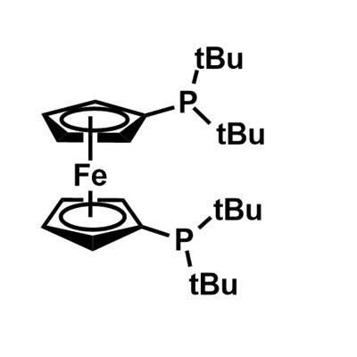 1,1'-Bis(di-tert-butylphosphino)ferrocene CAS NO.84680-95-5