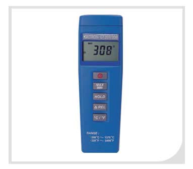 Two Channel Econ. Thermometer GT308