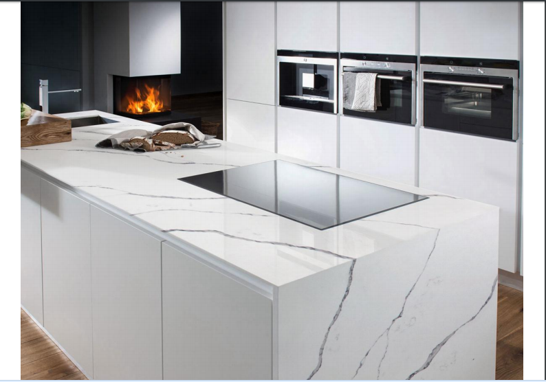 Customized High Glossy Kitchen cabinet