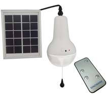Solar Home Lighting System Specification (1 Panel & 1 Super Lamp)