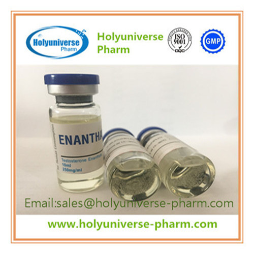 Pure Finished Steroid Oil Testosterone Enanthate 250mg/ml 10ml/bottle
