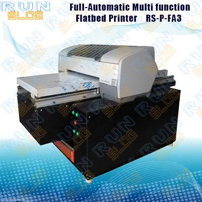 Multi function flatbed printer