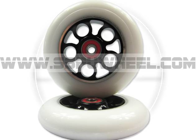 metal core scooter wheel