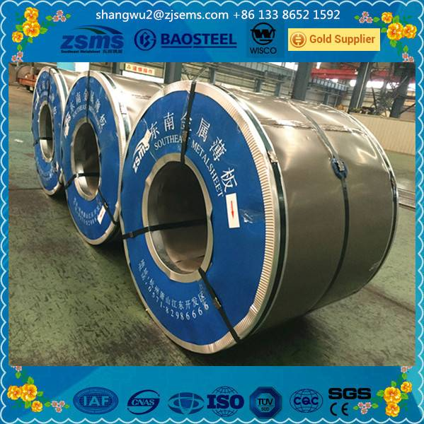 Prime Galvanized Silicon Steel Sheet Coil Factory