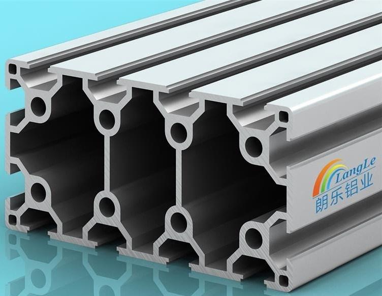 Manufacturer Supply Le-8-60120 Industrial Aluminium Profile