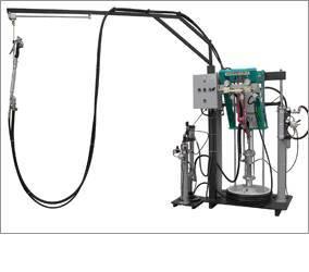 Sealant spreading machine SSM98 (Korea pump)