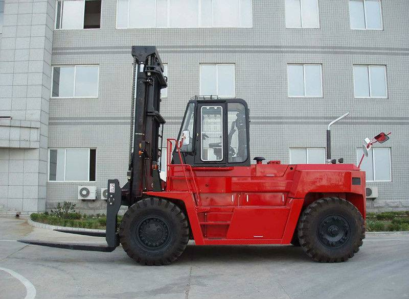 FD250 Heavy Container Forklift Truck