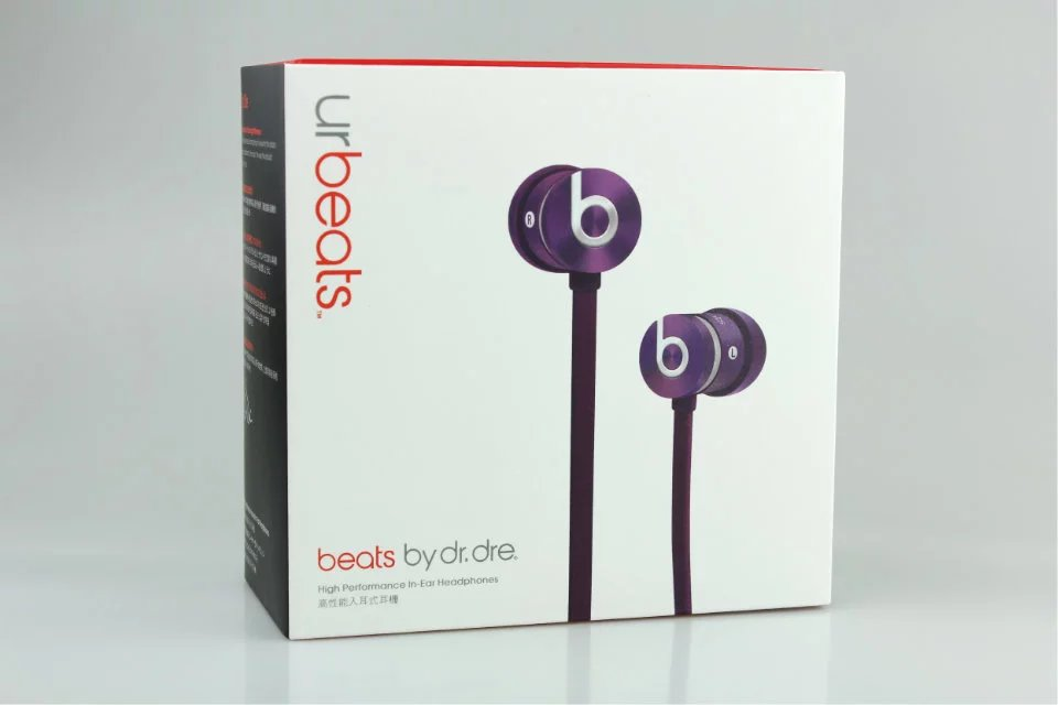 Beats urbeats Earphone Purple