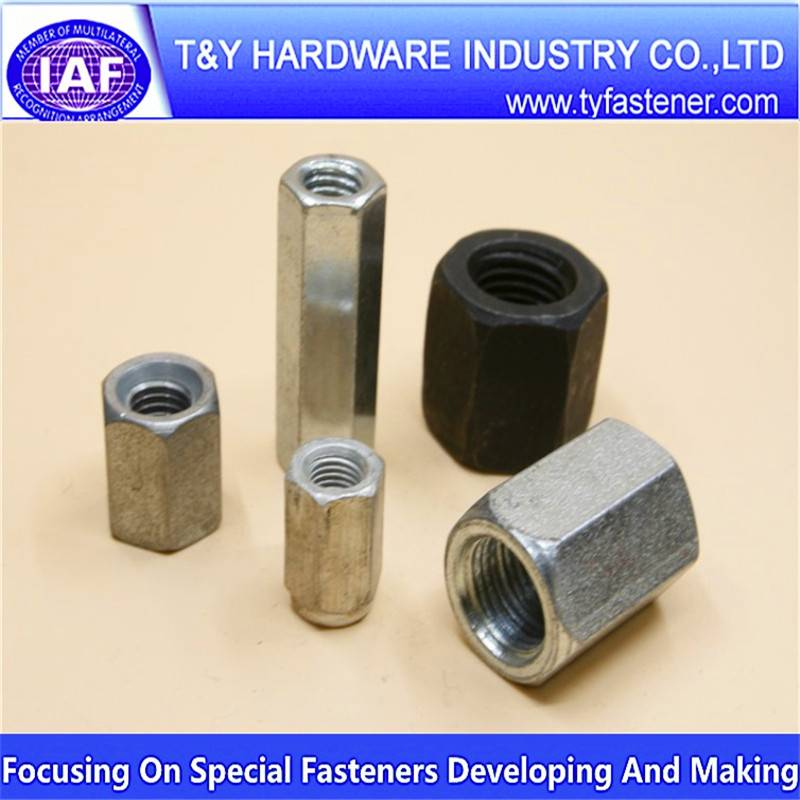 Hex Long Nut din6334 Manufacture