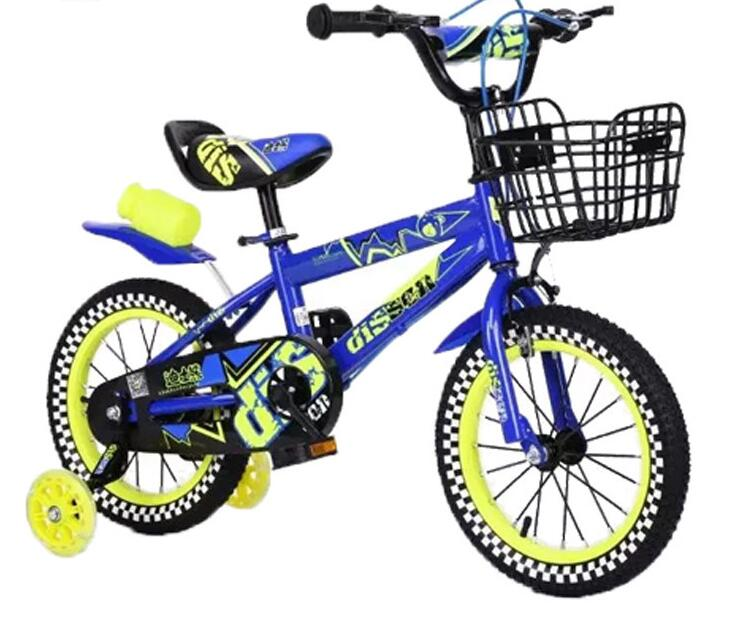 16inch children bicycle for baby 8 years old/fashional 16inch bmx kids 4 wheel bike/cheap mini four-