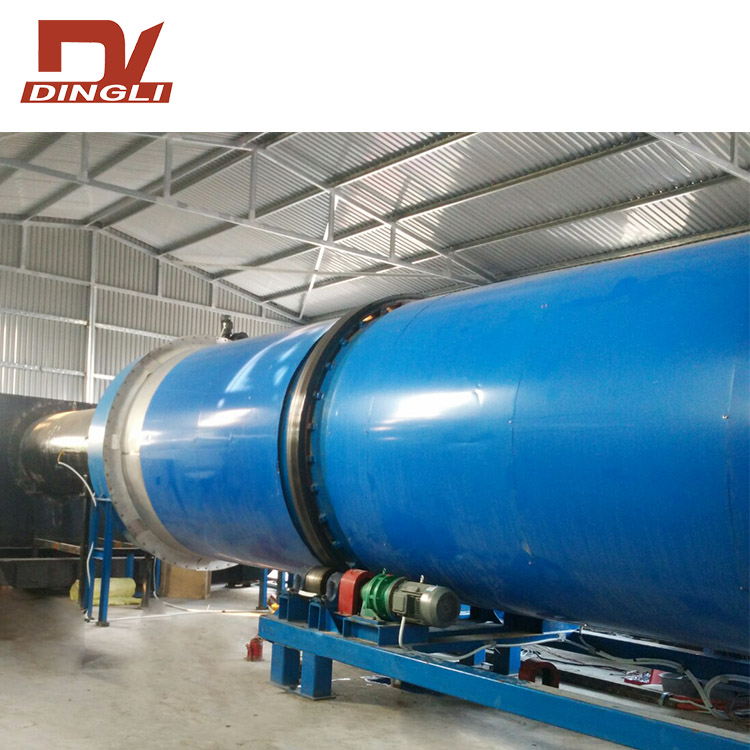 Fermented Soybean Meal Drying Production Line