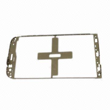 Mobile metal frame