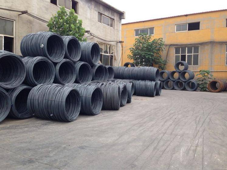 Low Carbon Steel Wire Rod SAE1006Cr 1008Cr
