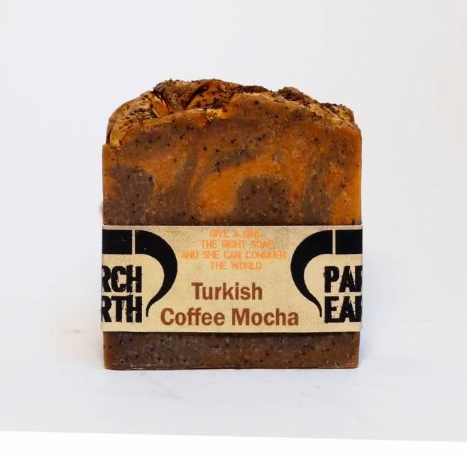 Turkish Mocha Natural Soap ( Amazing Scent)