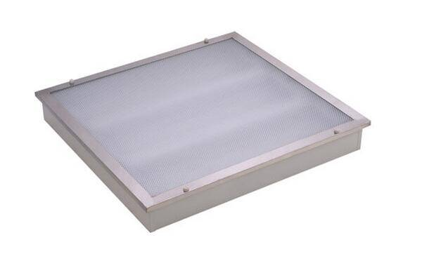 sheet steel clean luminaire cleanroom light fixture
