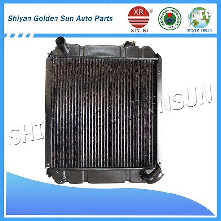 Supplying isuzu truck radiator parts